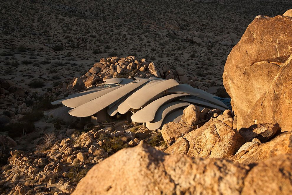 Дом в пустыне по проекту Кендрика Келлога: в продаже за 3 млн долларов