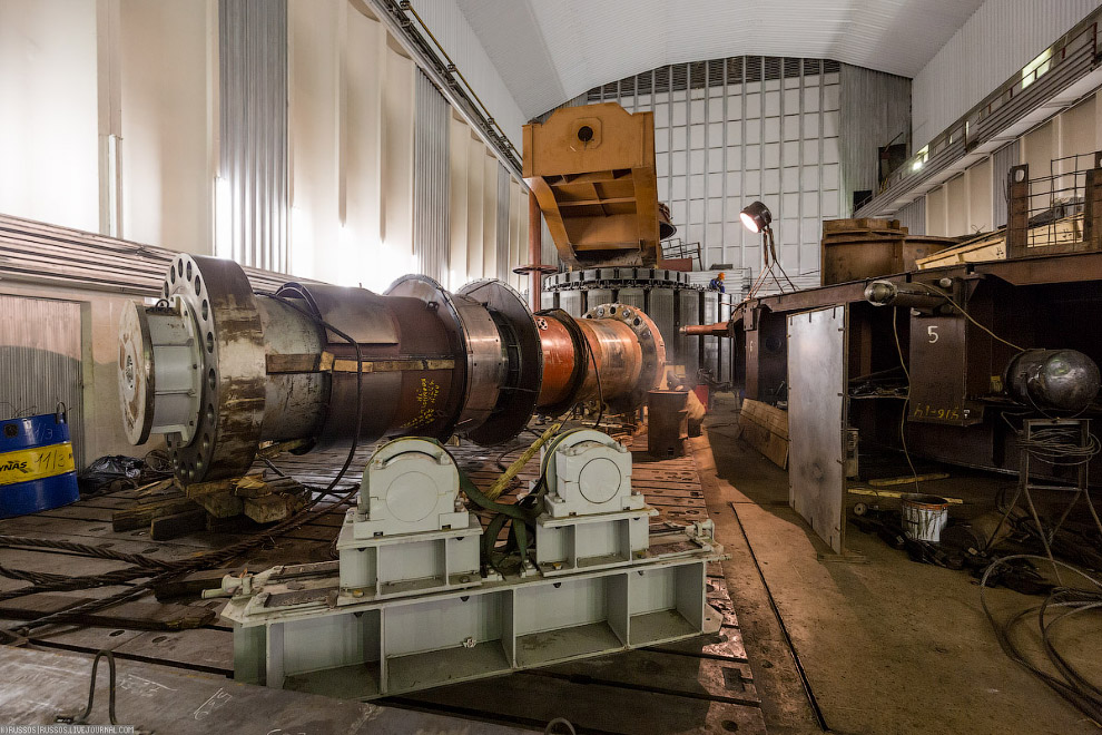 12. Статор генератора.