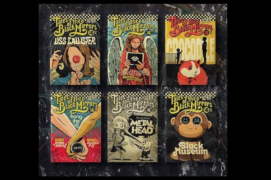 Эпизоды 4 сезона превратились в винтажные комиксы