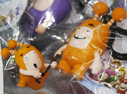 чудики мультфильм игрушки