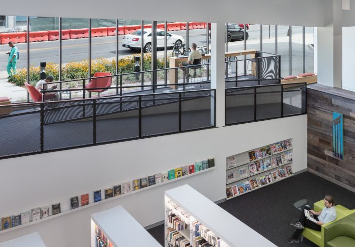 Northside Library by NBBJ