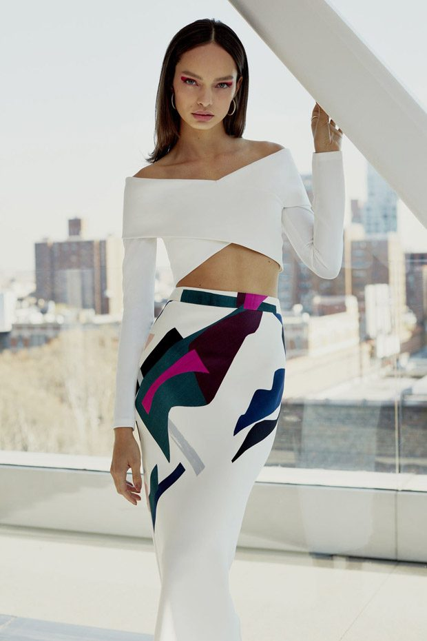 CUSHNIE ET OCHS Pre-Fall 2018 Womenswear Collection (30 pics)