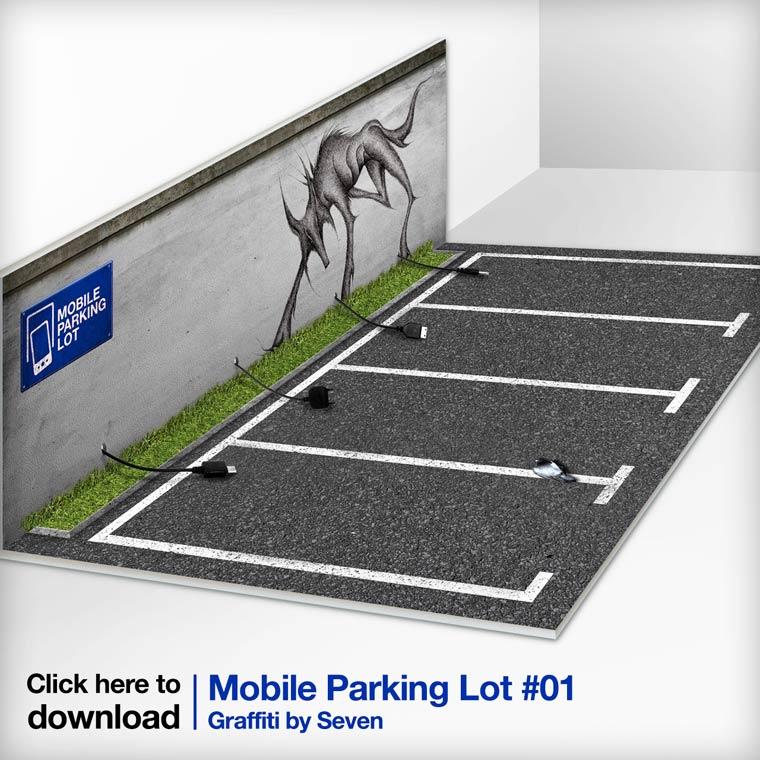 Images ©  Mobile Parking Lot