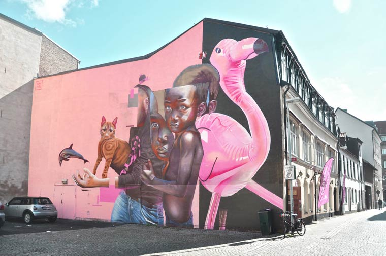 Imagemakers – The street art by Telmo Miel