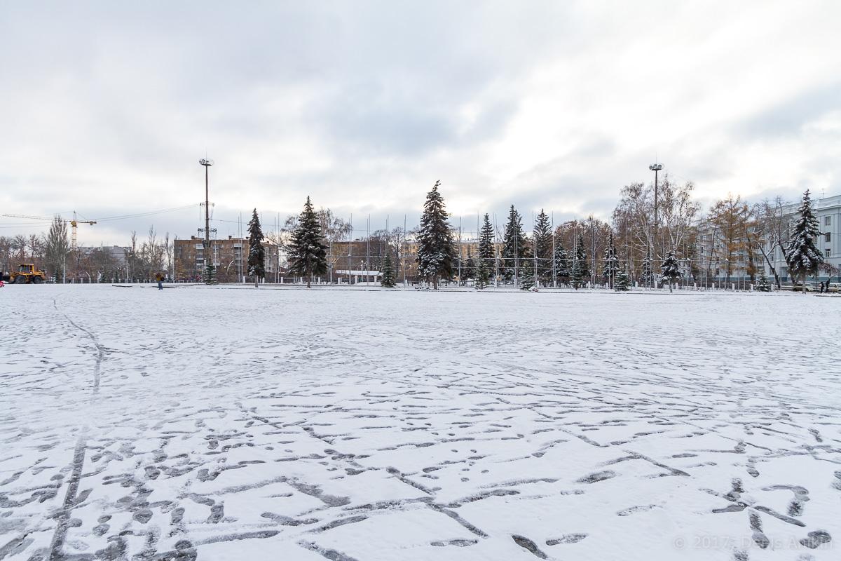 Площадь Куйбышева (Самара) фото 9