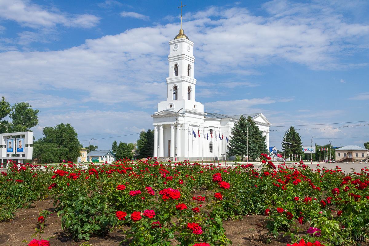 Церковь в Марксе фото 3