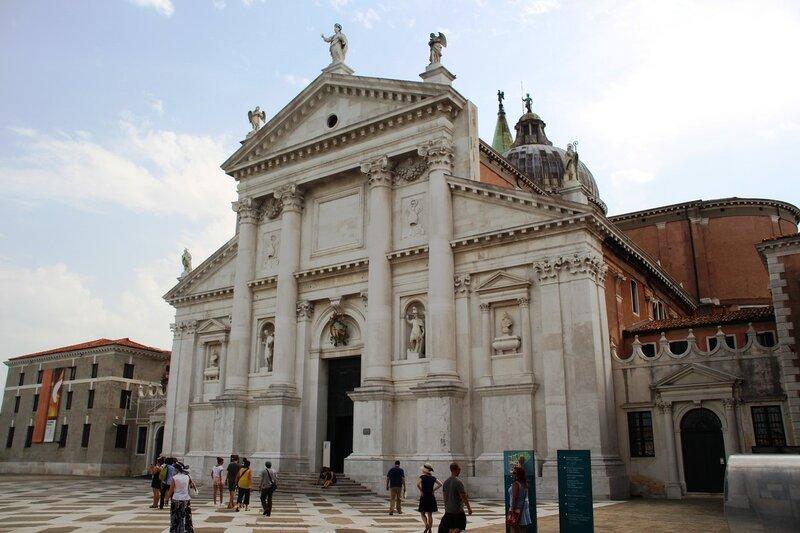 Венеция. Сан-Джорджо-Маджоре.