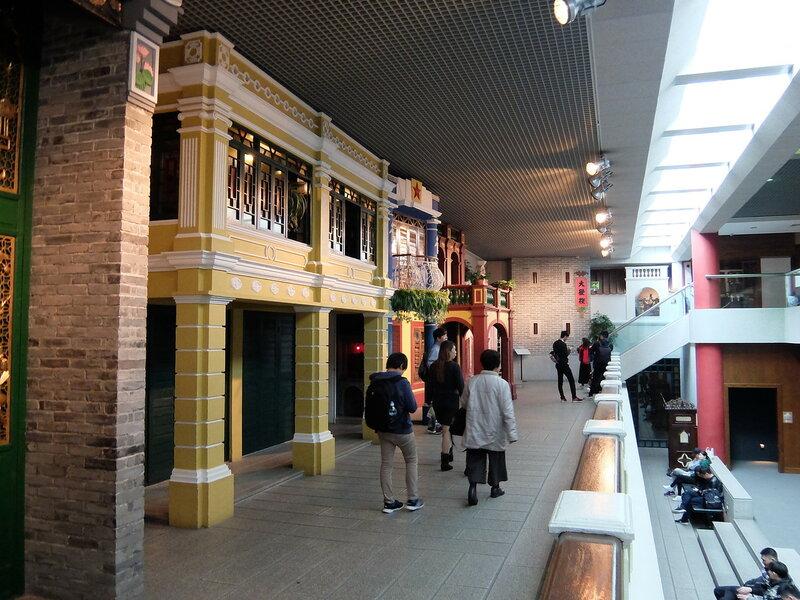 Музей Макао - Макет города