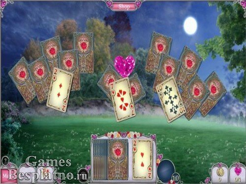 Jewel Match Solitaire: LAmour