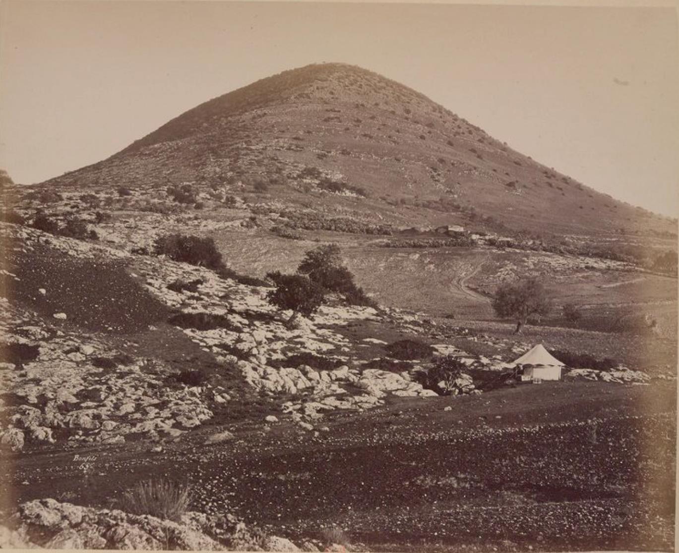 45. Гора Фавор