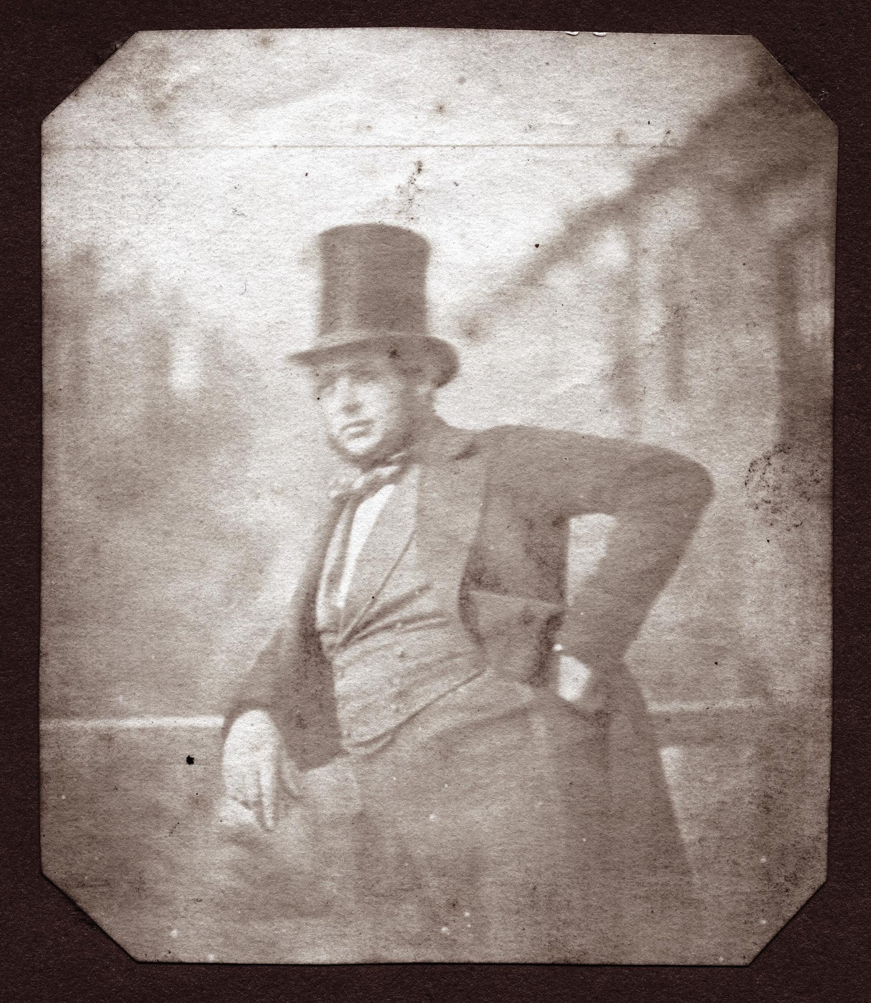 1845. Портрет джентльмена