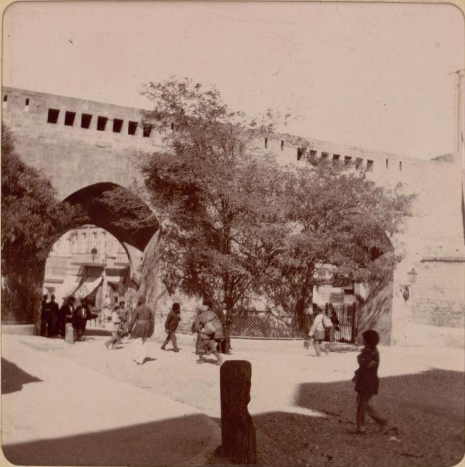 05. Баку. Вход в Ичери-шехер