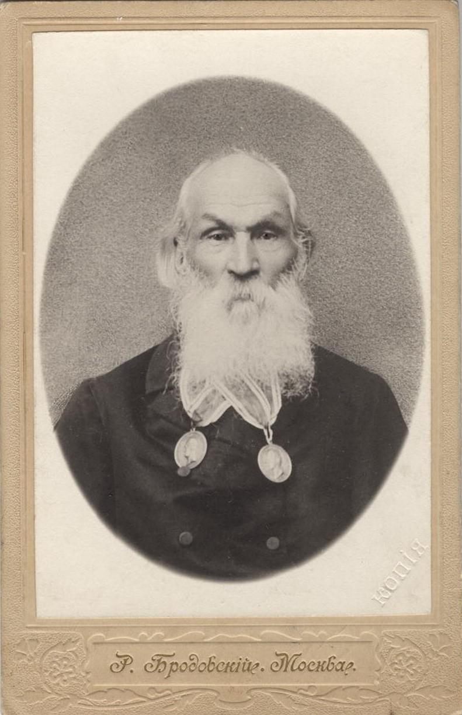Лаврентьев Николай Петрович - иркутский купец 1 гильдии, гласный Думы. 1902
