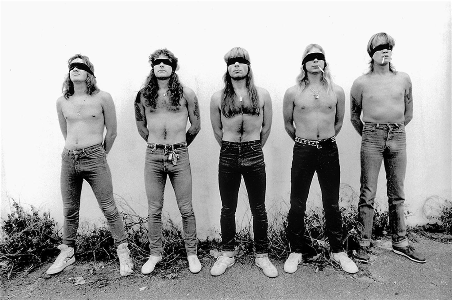 1984. «Iron Maiden»