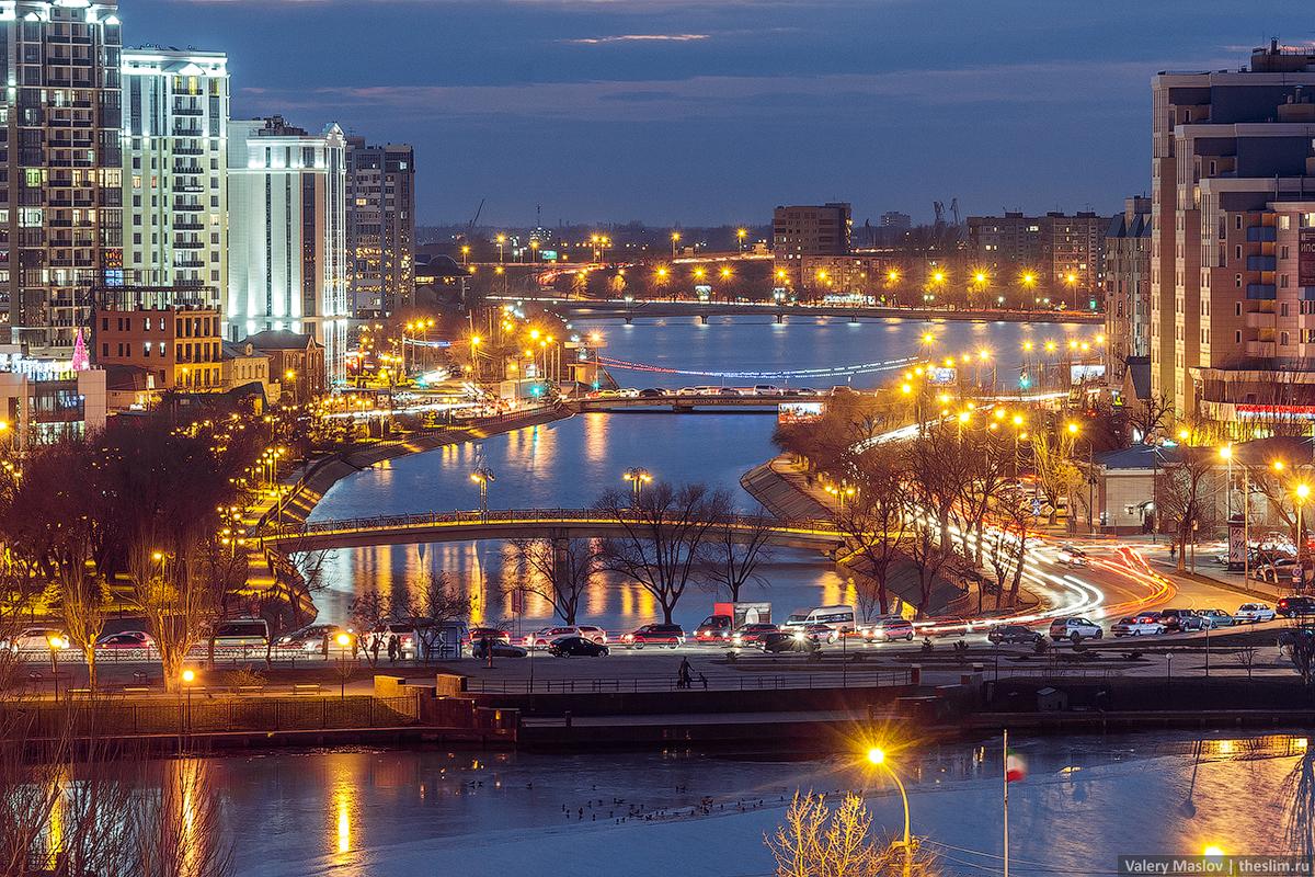 Мосты Варвациевского канала