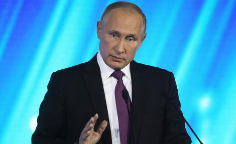 Владимир Путин рассказал о работе специалистов из США на российских ядерных объектах