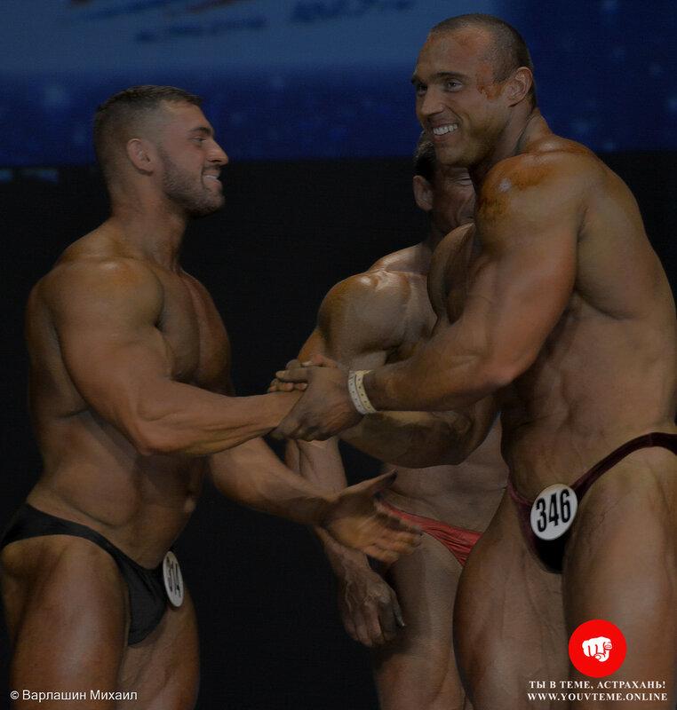 Категория: Бодибилдинг - Мужчины абсолютная. Чемпионат России по бодибилдингу 2017