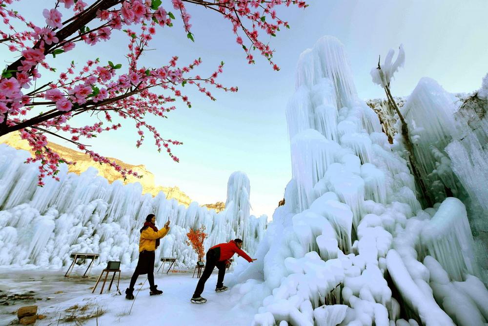 Декабрьские фото из Китая