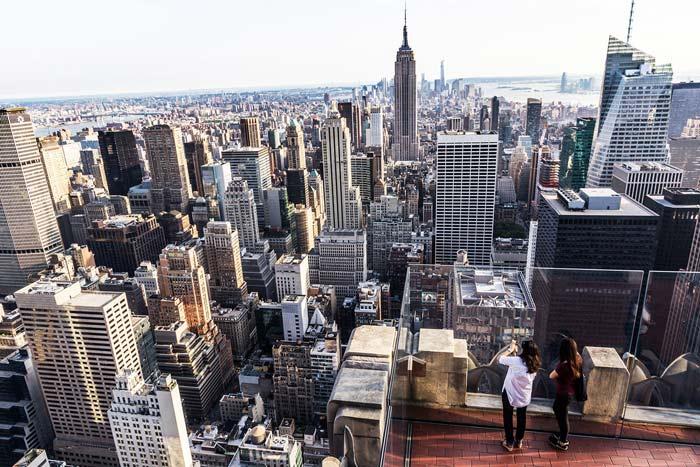 Нью-Йорк украсит небоскреб из России