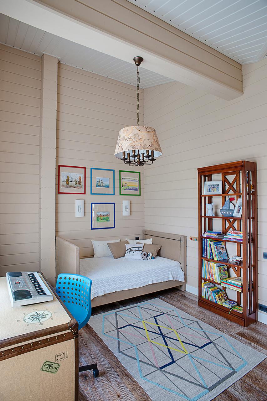 фотосъемка детской комнаты.