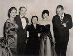 , Édith Piaf au Mexique, 1955