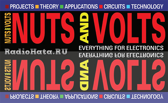 Nuts and Volts №1-12 (January-December 2017)