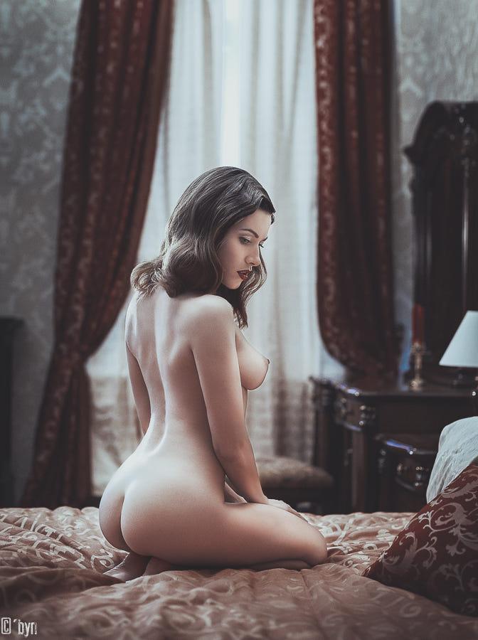 Ольга Альберти / фотограф Алексей Тюрин