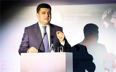 Гройсман рассказал оросте зарплат вУкраине в 2018 году