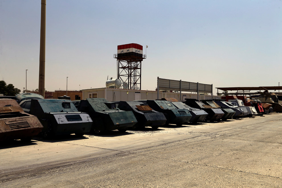 5. Эти автомобиль хоть сейчас могут дебютировать в новой части фильма «Безумный Макс».