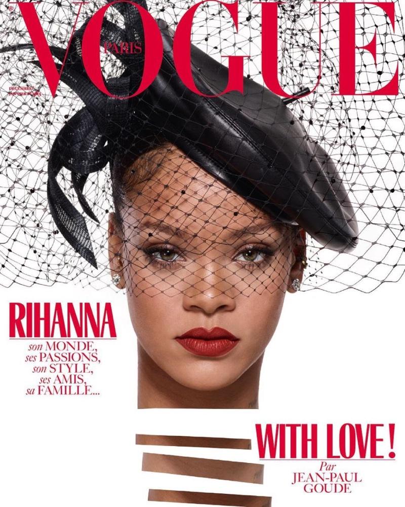 Рианна в Vogue Paris