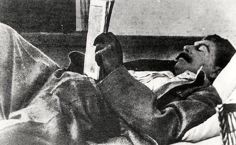 Смерть Сталина: естественная смерть или заговор? (1 фото)
