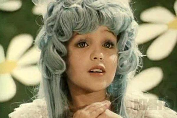 Для Татьяны Проценко роль Мальвины в фильме «Приключения Буратино» 1975 года стала единственной в ка