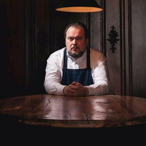 Влад Пискунов. Русский повар
