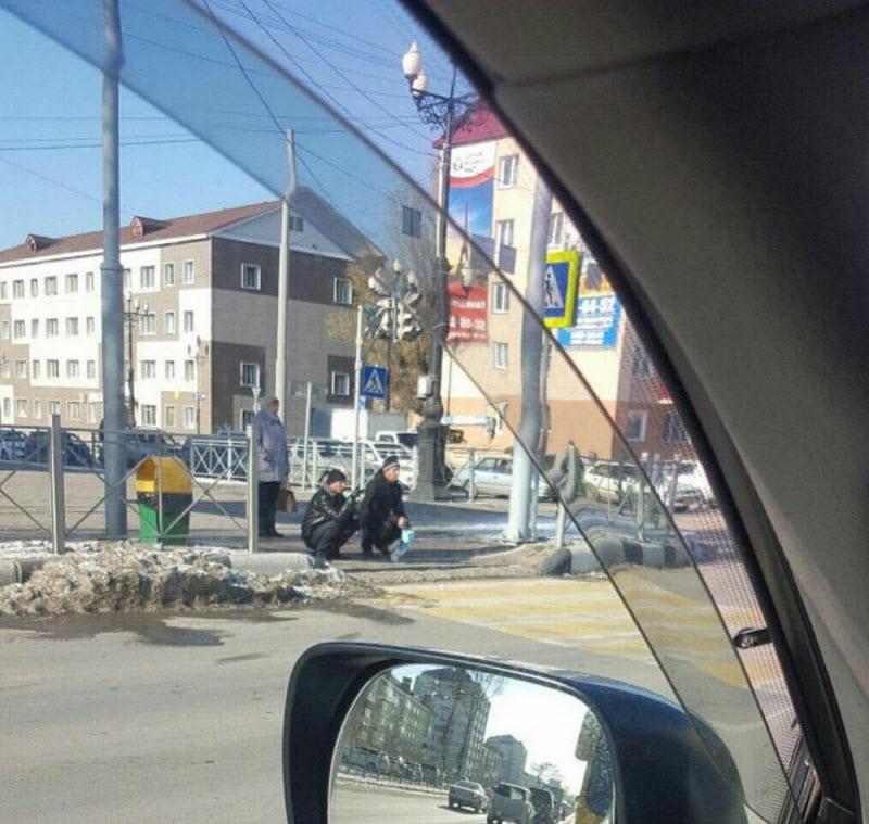 Тем временем в России