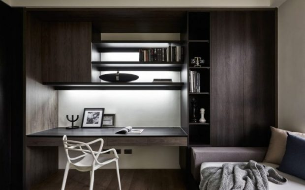 Design Tips for the Perfect Study Room in a Busy Household (4 pics)