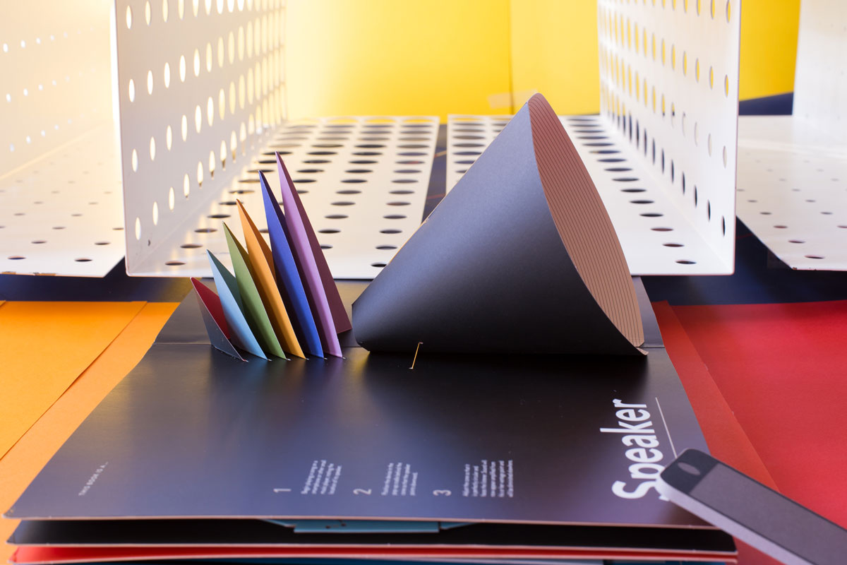 A New Book Filled With Interactive Paper Pop-up Gadgets by Kelli Anderson