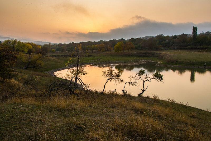 На окраине Старого Крыма