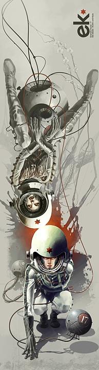Entartete Kunst – Illustration – Derek Stenning (16 pics)