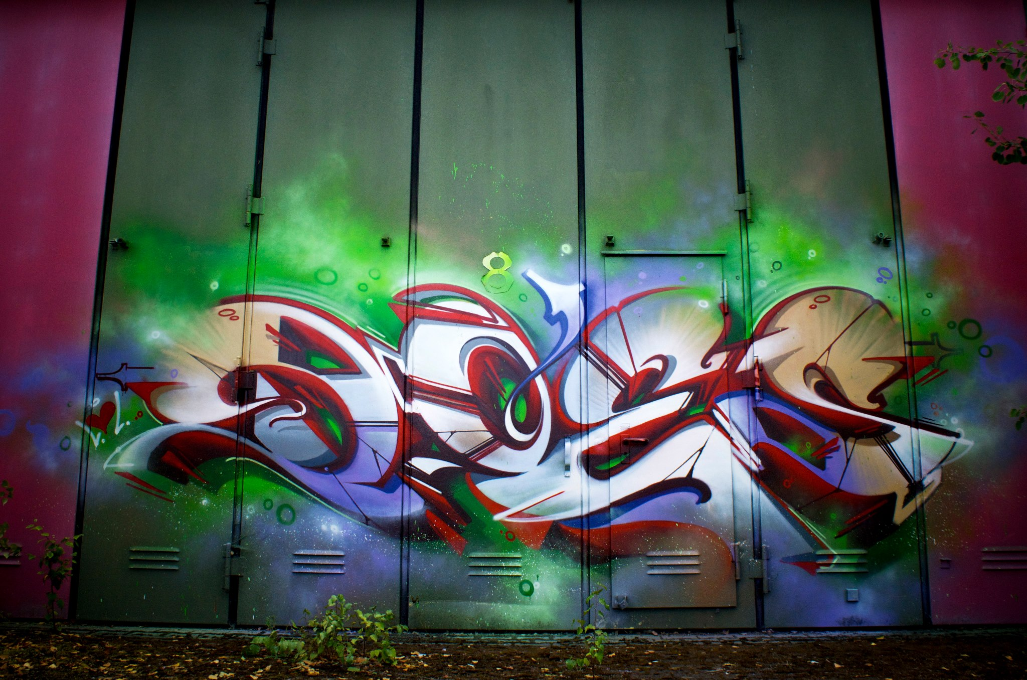 Graffiti Artist – Does (aka Digitaldoes) (16 pics)