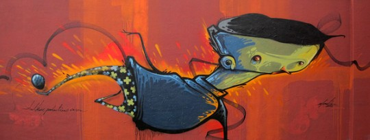 Incredible Graffiti Art - Philip Bosmans AKA Amatic