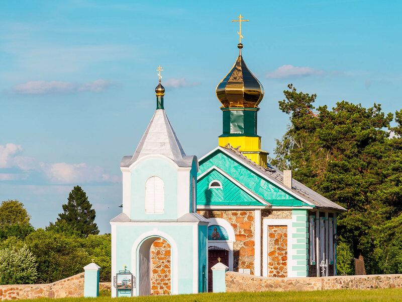 Церковь св. Онуфрия (1840 г.).
