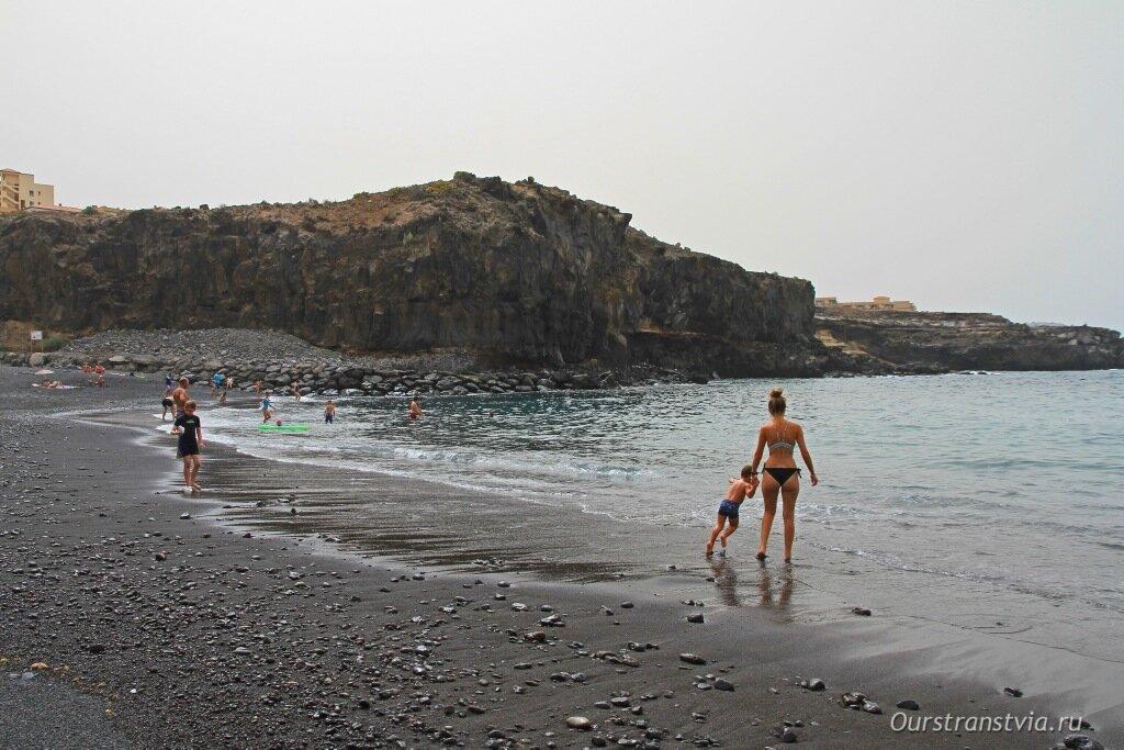 Фото пляжа Ajabo на Тенерифе