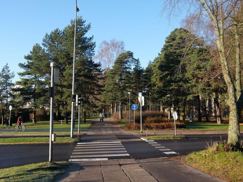 Финский академгородок