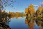 """""""Осенний день высок и тих..."""""""