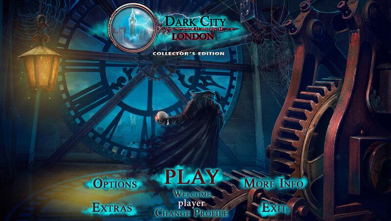 Dark City: London CE
