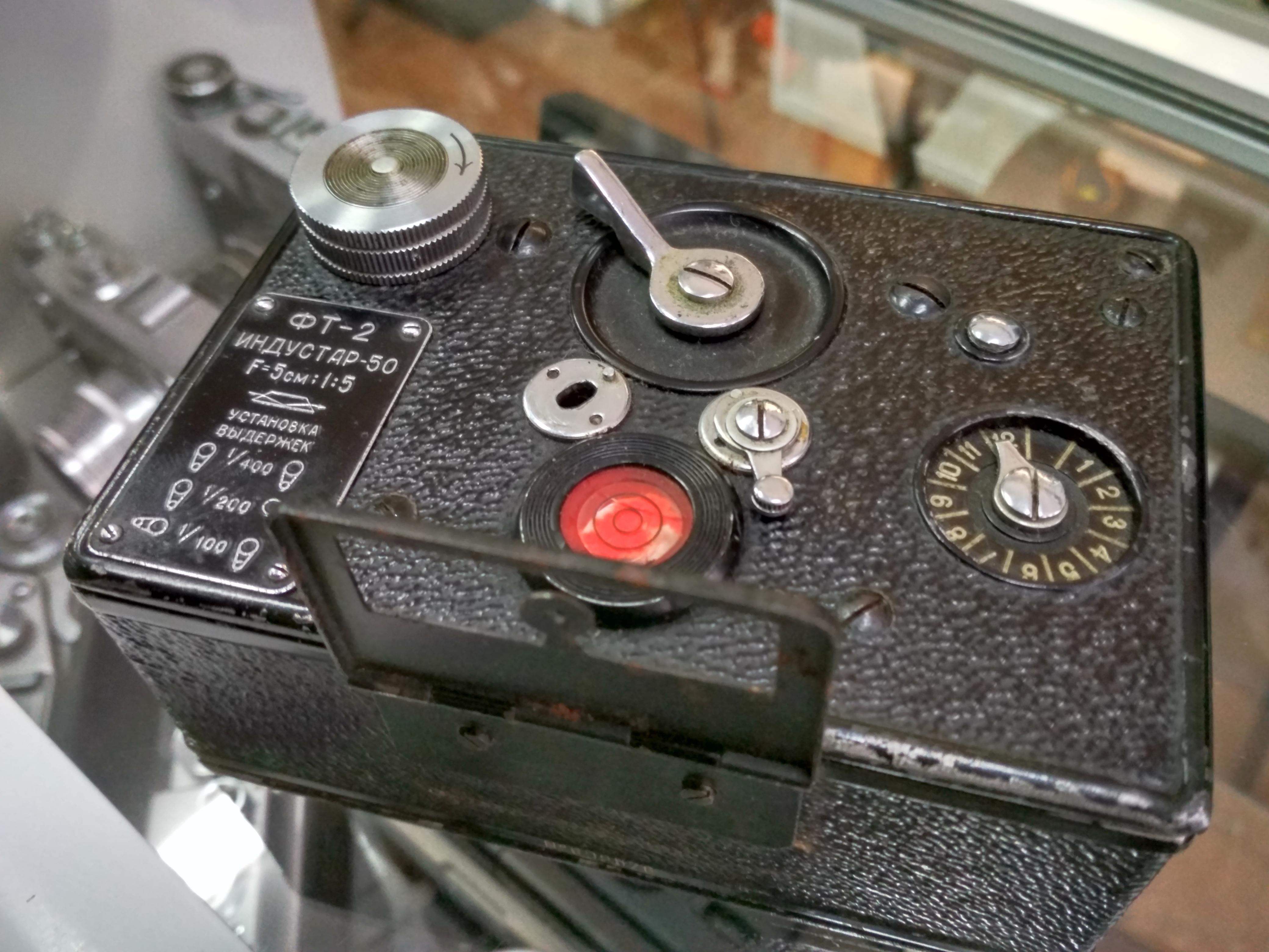 423842411559 Буквально пару дней назад в заметке о панорамном фотоаппарате Горизонт я  говорил про первые панорамные советиские камеры серии ФТ.