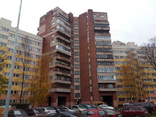 ул. Маршала Жукова 34, парадная 14