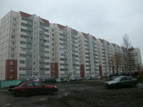 ул. Ижорского Батальона 8