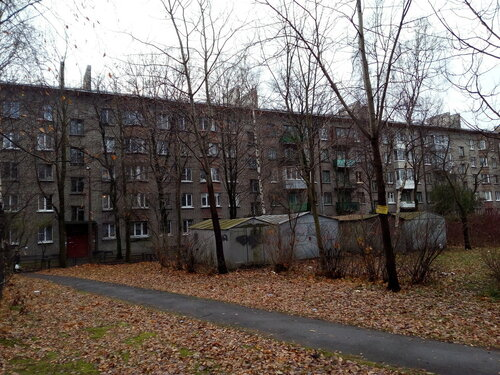 Новоизмайловский пр. 18к2