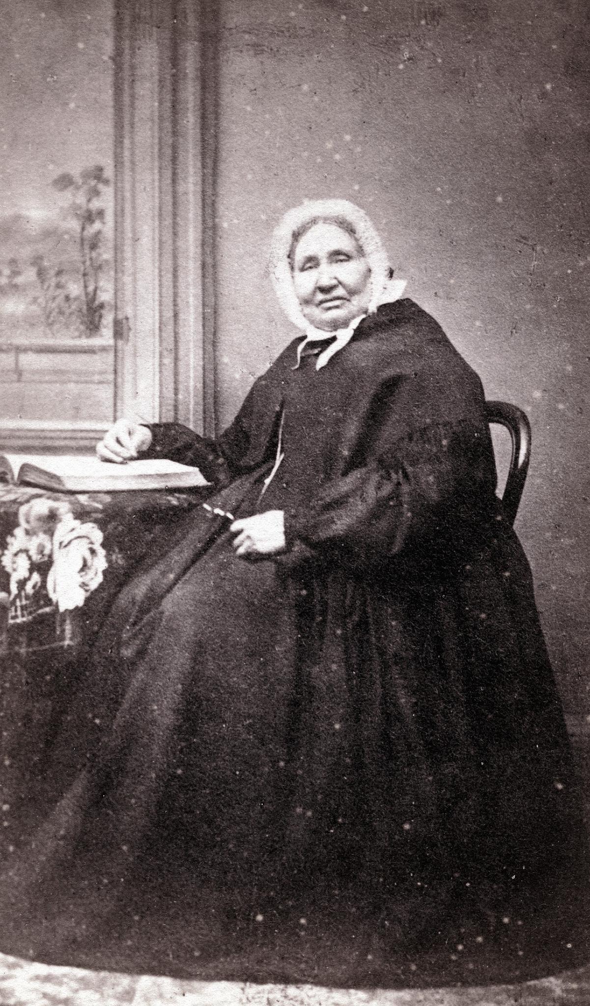 1870. Г-жа Изабелла Хибер